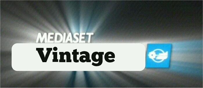 mediaset vintage