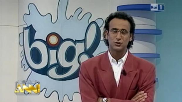 Carlo Conti presenta Big!, il contenitore per ragazzi di Rai1