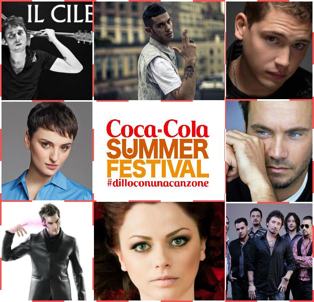 COCA COLA SUMMER FESTIVAL 2014 LIVE QUARTA SERATA