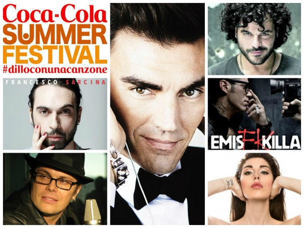 Coca Cola Summer Festival Live Terza Serata