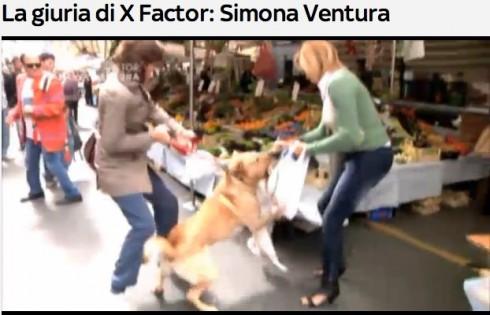 BUBINOBLOB Simona-Ventura-e-il-cane-Ugo-e1318348612288