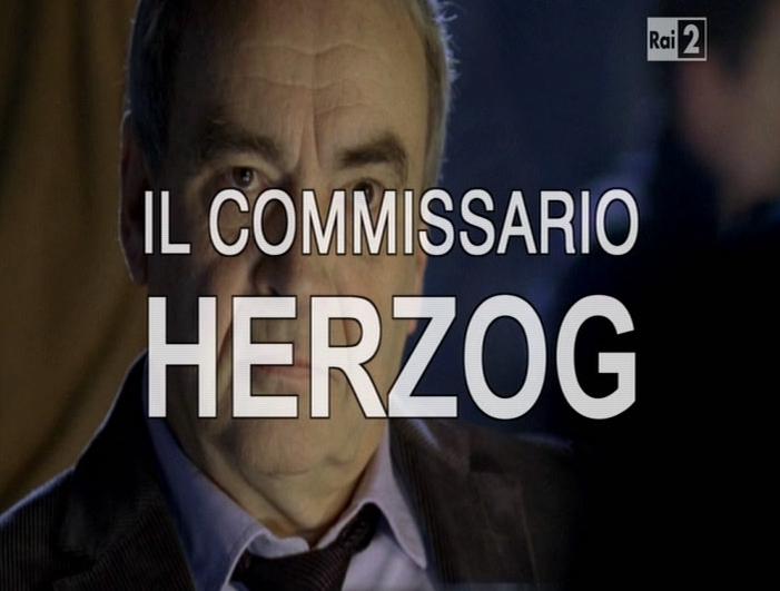 "Walter Kreye in ""Il commissario Herzog"""