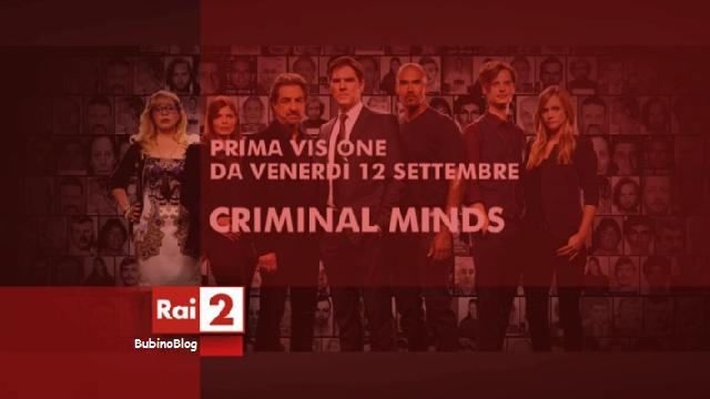Criminal minds IX