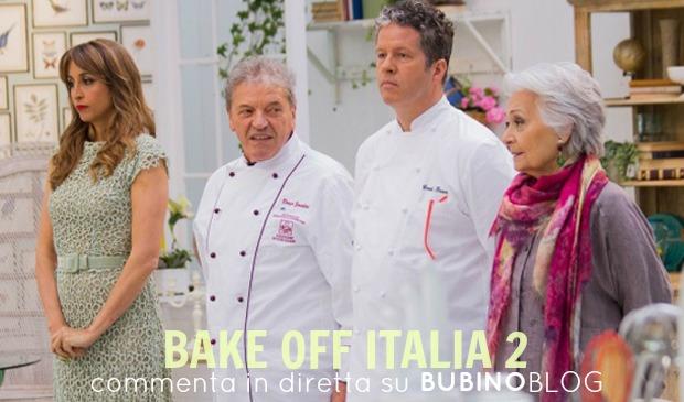 BAKE OFF ITALIA 2 TERZA PUNTATA