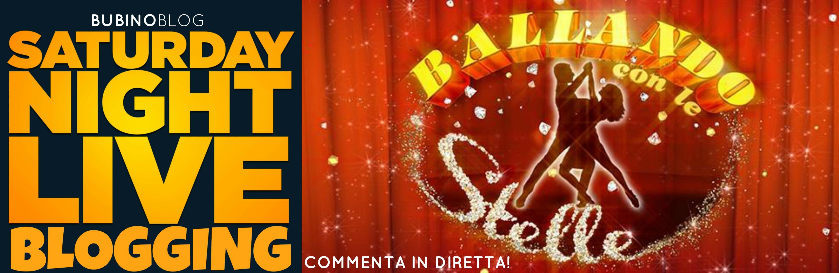 BALLANDO CON LE STELLE 10 LA FINALE, COMMENTA IN DIRETTA SU BUBINOBLOG! BallandoNIGHT