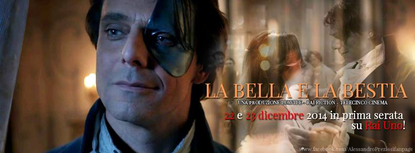 SPECIALE FICTIONERÒ SHORT EDITION: LA BELLA E LA BESTIA SU RAI 1 10150766_802117513183267_6543591049434553771_n