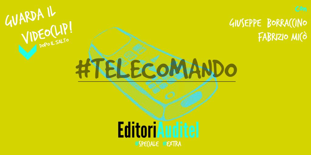 EDITORIAUDITEL #SPECIALE #EXTRA | GUARDA IL VIDEOCLIP DI #TELECOMANDO! telecomando-del-fumetto-5708935