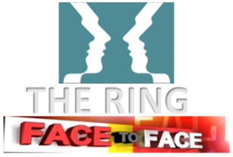 I FORMAT DEI LETTORI: THE RING-FACE TO FACE (A CURA DI FABIO LOI) PROVA.1