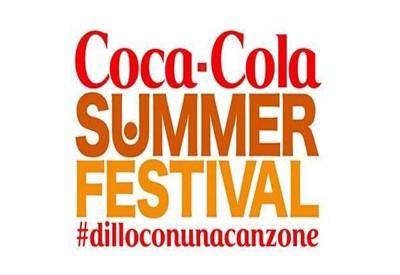ALESSIA MARCUZZI CONFERMATA ALLA GUIDA DEL COCA COLA SUMMER FESTIVAL 2015 SU CANALE 5 cocacolasummerfestival-2014_thumb400x275