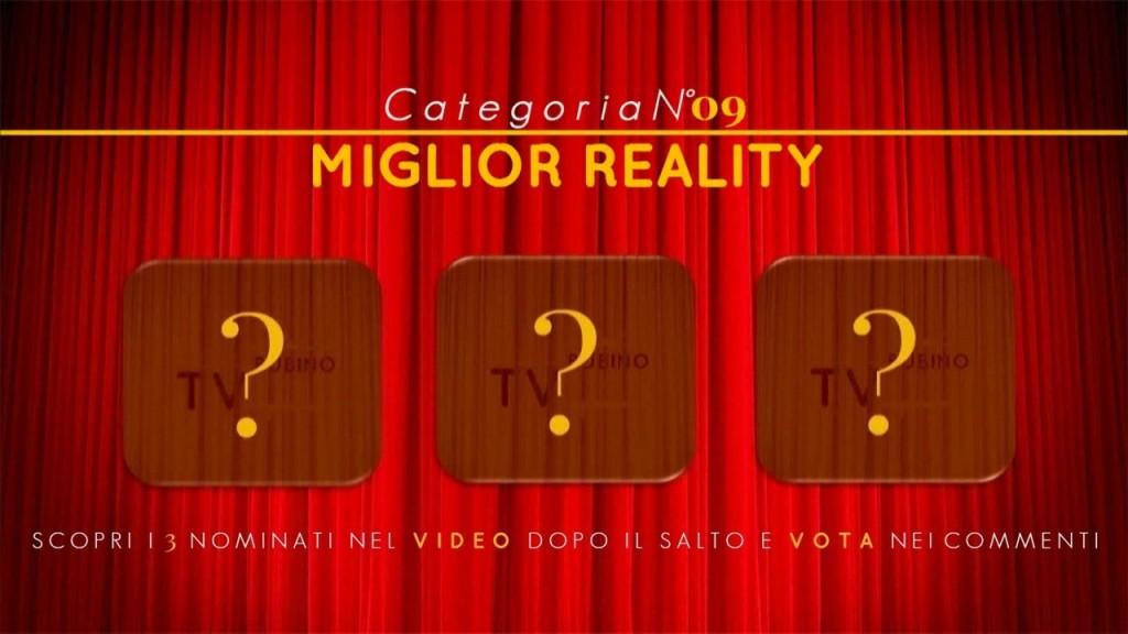 PREMIO TV BUBINOBLOG 2015 | CATEGORIA N°09: MIGLIOR REALITY copertina9