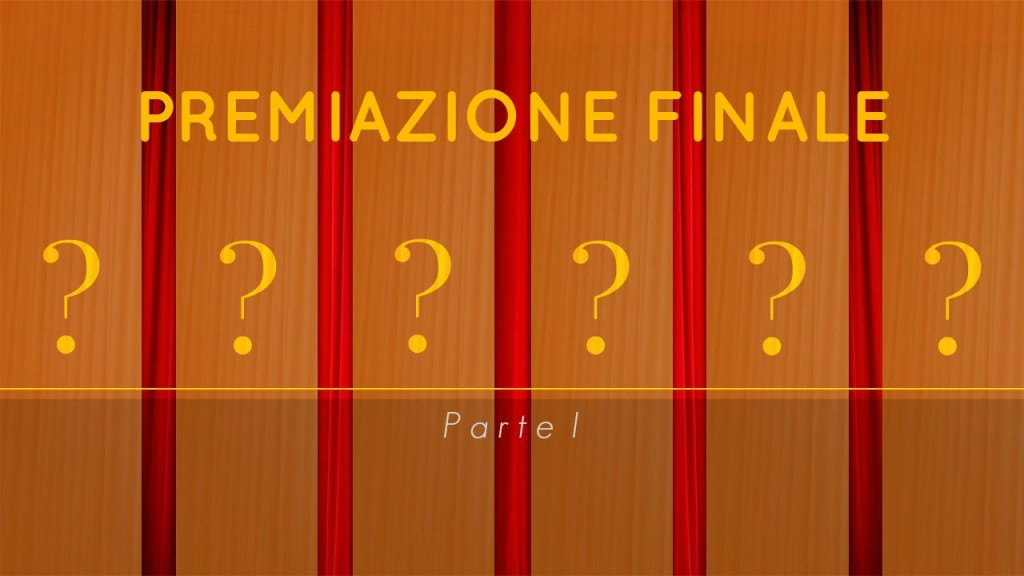 PREMIO TV BUBINOBLOG 2015 | PREMIAZIONE FINALE - PARTE I slidecopertina1