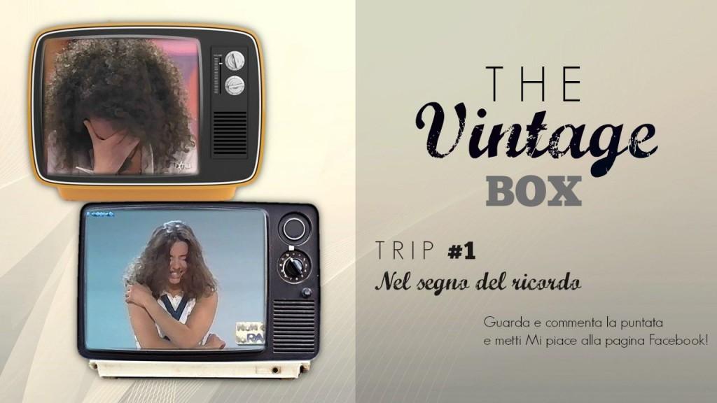 <strong>THE VINTAGE BOX</strong> - <em>NEL SEGNO DEL RICORDO</em> CopertinaTVB1