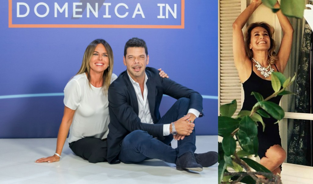 PARTONO OGGI | COMMENTA IN DIRETTA LA PRIMA PUNTATA DI DOMENICA IN (RAI 1) E DOMENICA LIVE (CANALE 5)