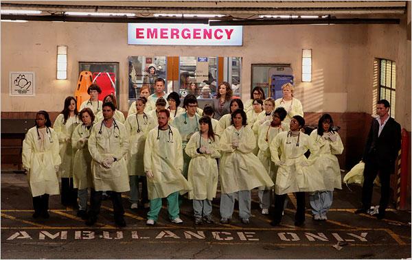 BUBINOPEDIA - ARCHIVIO STORICO AUDITEL #52<BR/>E.R. - MEDICI IN PRIMA LINEA (PARTE 2 DI 2)<BR/>DALLA NONA ALL'ULTIMA STAGIONE