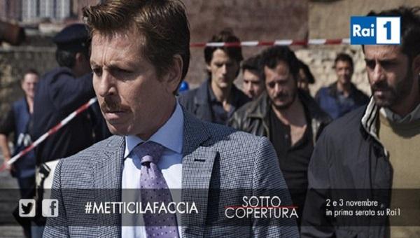 TITOLI DI CODA: <b>SOTTO COPERTURA</b> ULTIMA PUNTATA | PRIMA ASSOLUTA, IN PRIME TIME SU RAI1 CSbKAfIWEAAAhqd