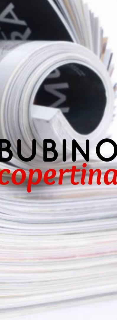 BUBINO-COPERTINA: LA RASSEGNA SETTIMANALE DELLE COPERTINE DEI SETTIMANALI TV & GOSSIP