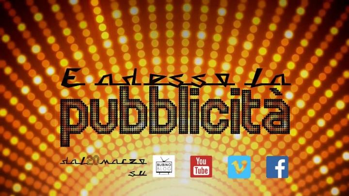 DA DOMENICA 20 MARZO ARRIVA E ADESSO LA PUBBLICITÀ: ECCO IL NUOVO WEB SHOW DI BORRACCINO (GIUBOR)