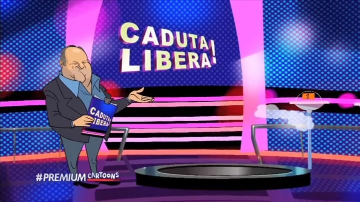 ESCLUSIVA BUBINOBLOG: CADUTA LIBERA IN ONDA FINO A METÀ GIUGNO (A CURA DI MEDLIVE)