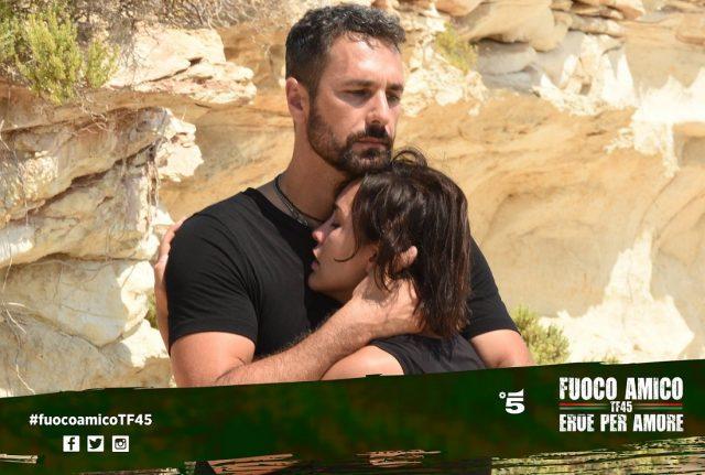 FICTION CLUB: FUOCO AMICO TF45 EROE PER AMORE SETTIMA PUNTATA IN PRIMA ASSOLUTA SU CANALE 5