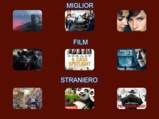 Miglior film straniero
