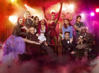 ASCOLTI TV USA DI GIOVEDÌ 20 OTTOBRE 2016: DELUDE IL MUSICAL THE ROCKY HORROR PICTURE SHOW, SALE HOW TO GET AWAY WITH MURDER, STABILE GREY'S ANATOMY, BRUSCO CALO PER THE GOOD PLACE