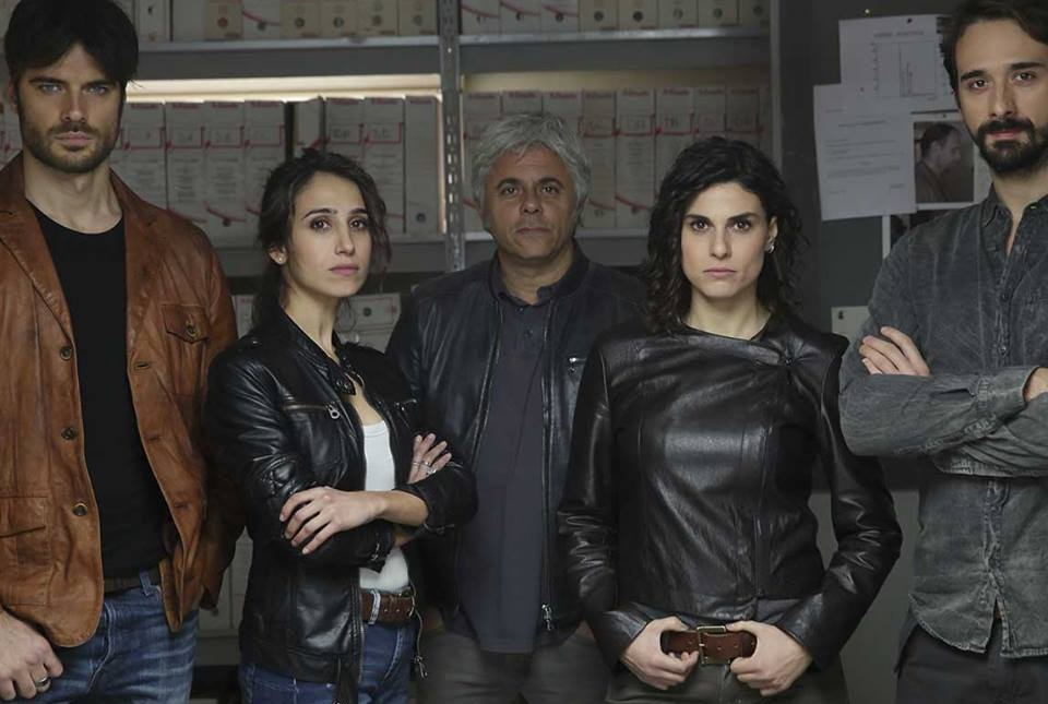 FICTION CLUB: SQUADRA ANTIMAFIA 8 QUINTA PUNTATA IN PRIMA ASSOLUTA SU CANALE 5 CON DANIELA MARRA, GIULIO BERRUTI, ENNIO FANTASTICHINI E PAOLO PIEROBON