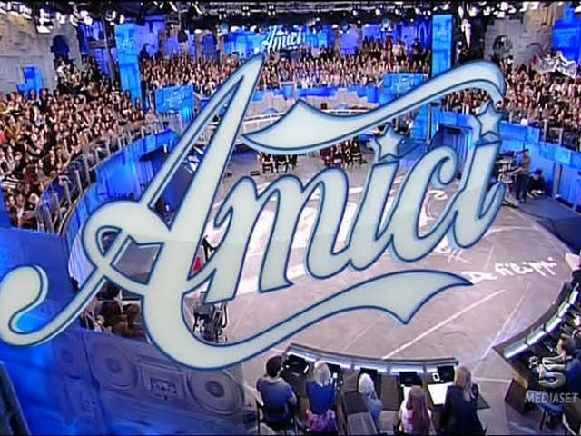 #AMICI16 ECCO COACH E GIUDICI DEL SERALE