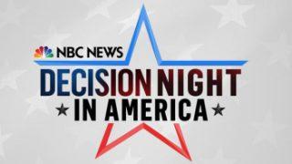 ASCOLTI TV USA DI MARTEDÌ 8 NOVEMBRE 2016: NBC IN CIMA AGLI ASCOLTI NELLA LA NOTTE CHE HA SCONVOLTO IL MONDO