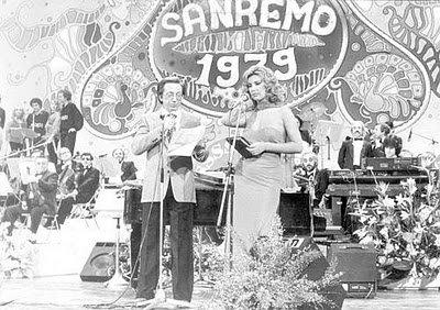 LA STORIA DEL FESTIVAL DI SANREMO 1979-29° EDIZIONE. L'AVANSPETTACOLO. IL RILANCIO RINVIATO. IL REVIVAL FALLITO (a cura di Sante Longo) bongiorno-rizzoli-2