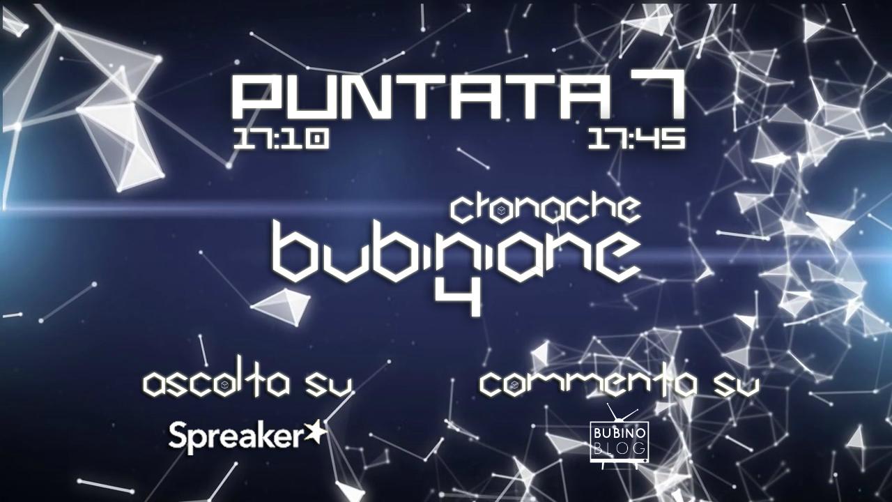 CRONACHEBUBINIANE4 SETTIMA DOPPIA PUNTATA copertinacb4-7