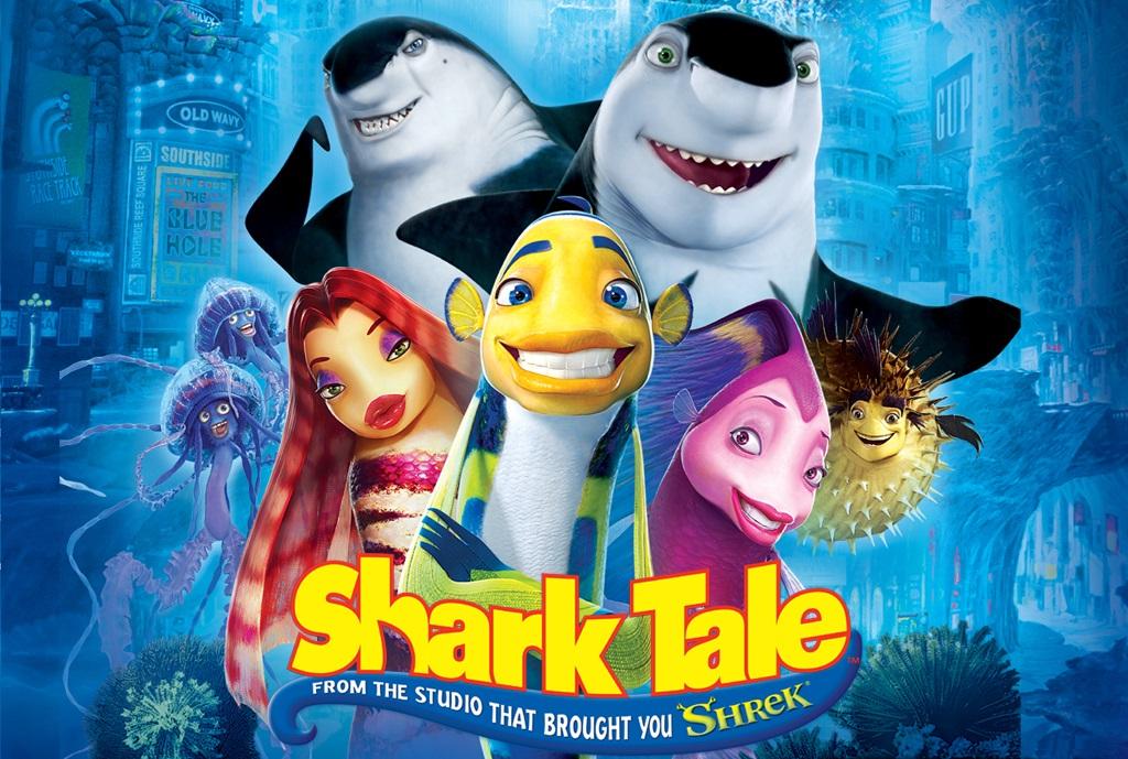 STASERA IN TV & TOTOSHARE 3 GENNAIO 2017 sharktaleposter