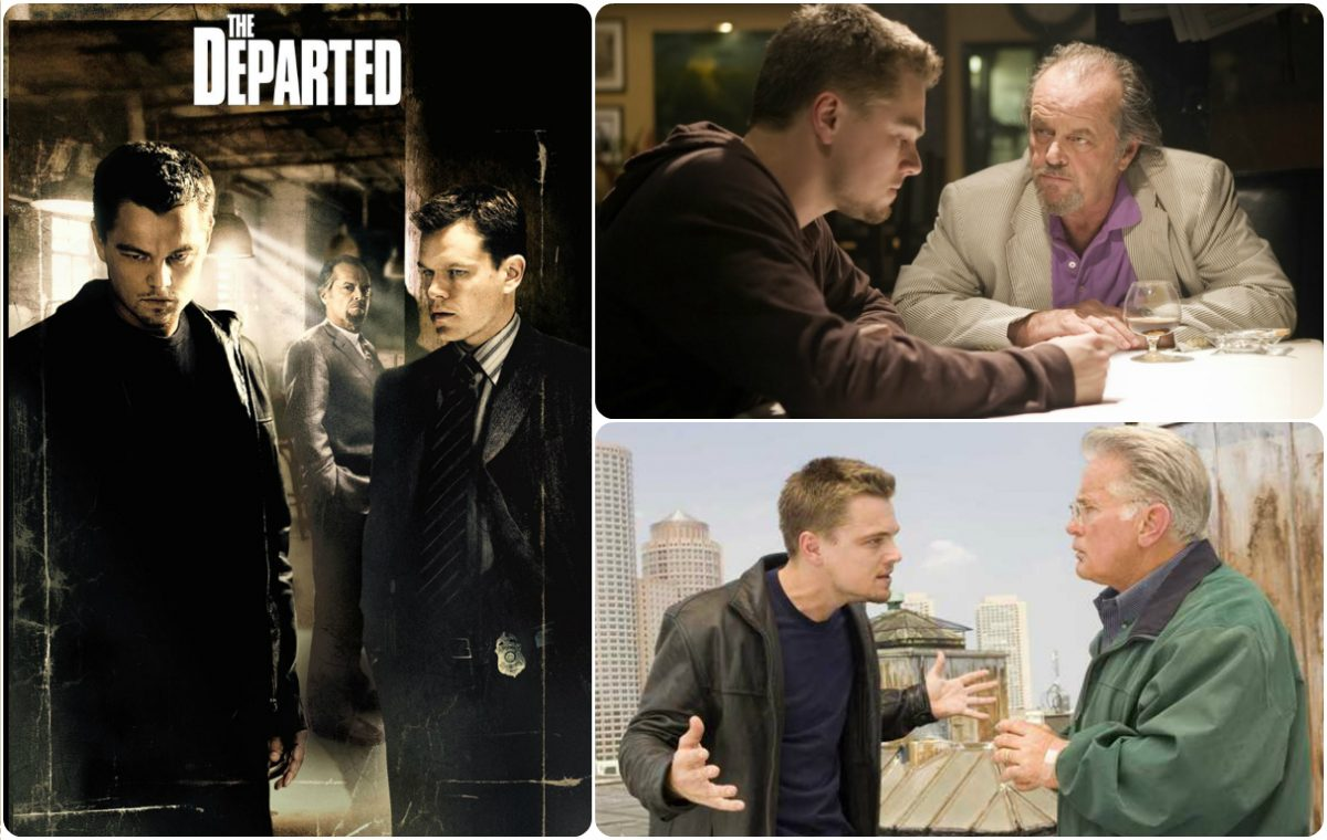 STASERA IN TV & TOTOSHARE 6 FEBBRAIO 2017 the departed
