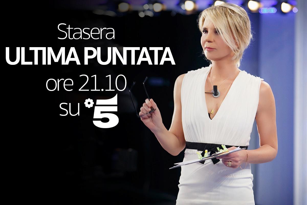LIVEBLOGGING 11 MARZO 2017 C'È POSTA PER TE