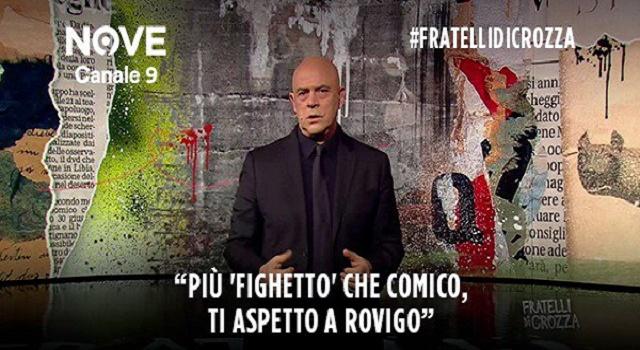 TOTOSHARE 17 MARZO 2017 STANDING OVATION, IL SEGRETO, ITALIA'S GOT TALENT, FRATELLI DI CROZZA