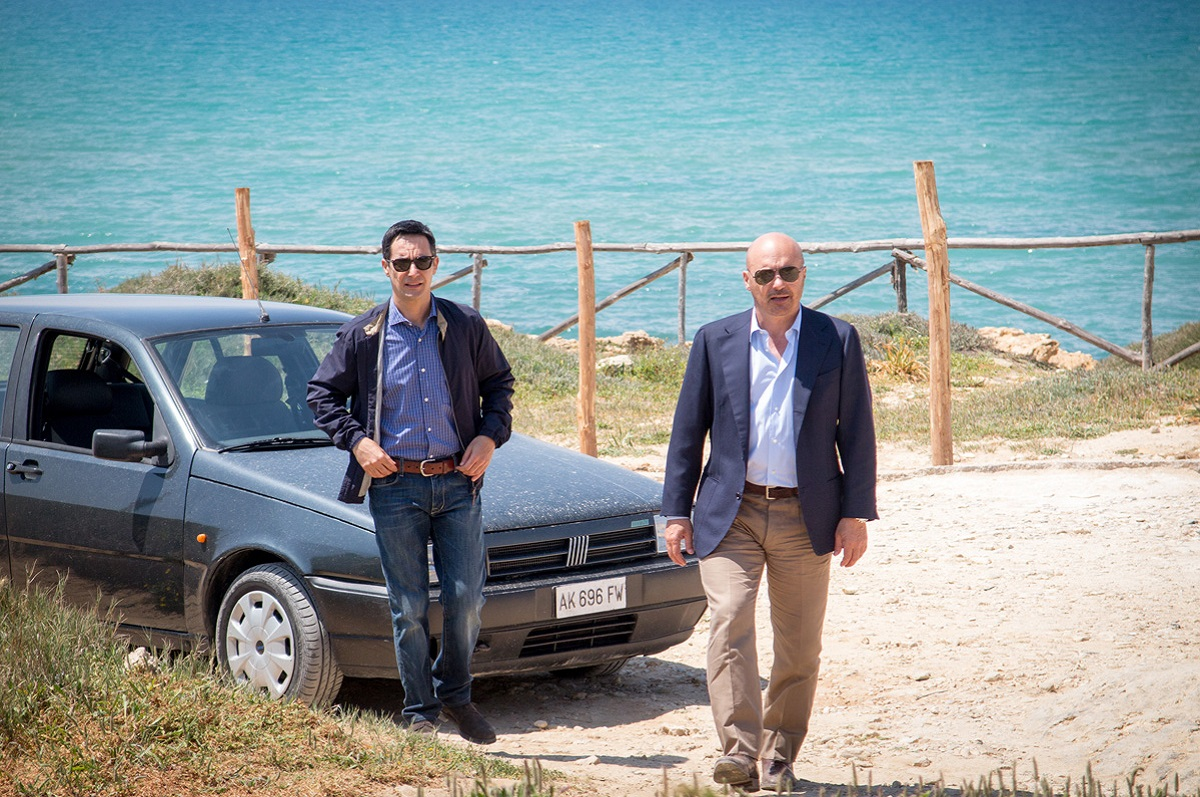 SPECIALE FICTION CLUB IL COMMISSARIO MONTALBANO LA PIRAMIDE DI FANGO