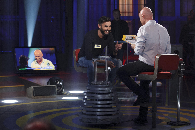 LE OLIMPIADI DELLA TV - SPECIALE UOMINI E DONNE: ECCO LE FOTO CLOU DELLA SERATA