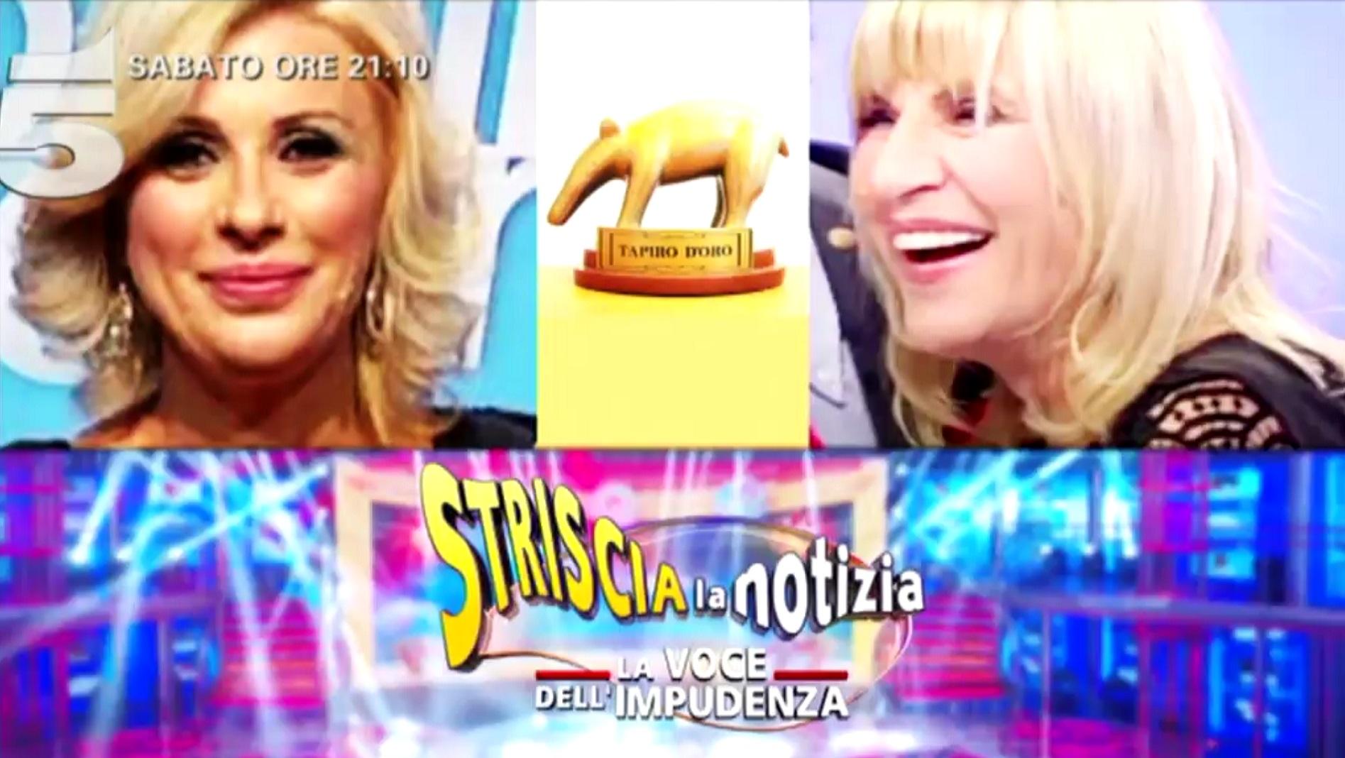 LE OLIMPIADI DELLA TV, SPECIALE UOMINI E DONNE SABATO SERA SU CANALE 5
