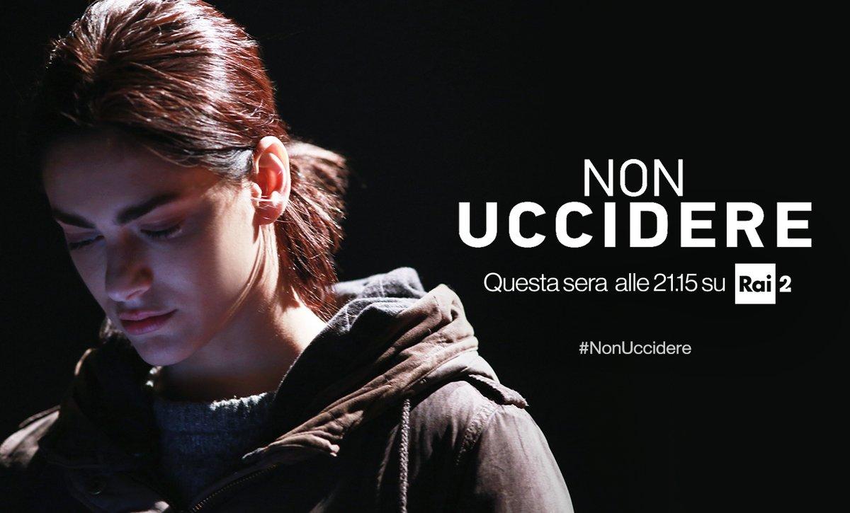 TITOLI DI CODA NON UCCIDERE 2 SESTA ED ULTIMA PUNTATA CON MIRIAM LEONE IN PRIMA TV FREE SU RAIDUE