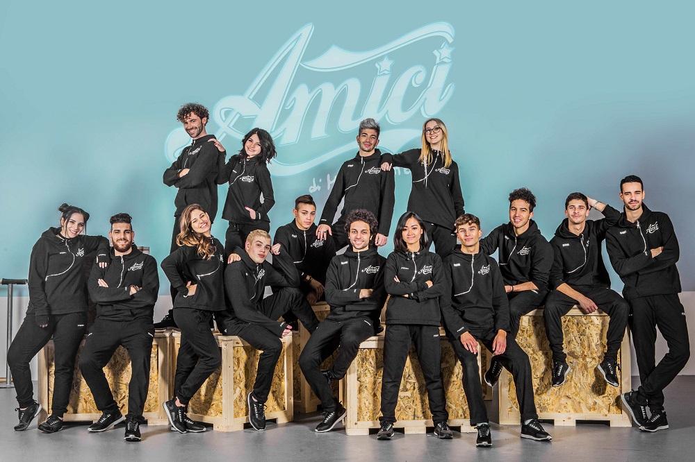 #AMICI17 LIVE TERZO APPUNTAMENTO