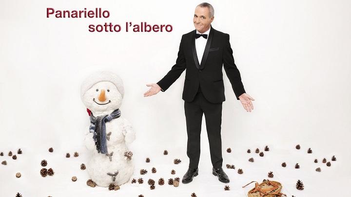 ASCOLTI 22 DICEMBRE 2017 PANARIELLO SOTTO L'ALBERO