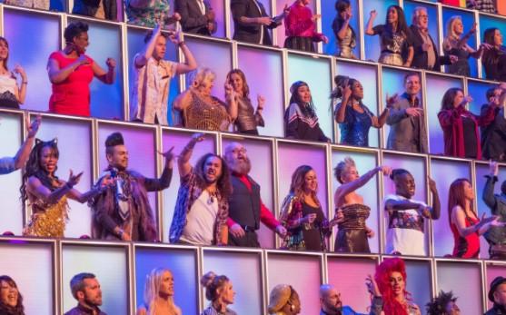 BREXITV - LA TV OLTRE IL CONFINE: NUOVO SHOW PER BBC ONE - ALL TOGETHER NOW