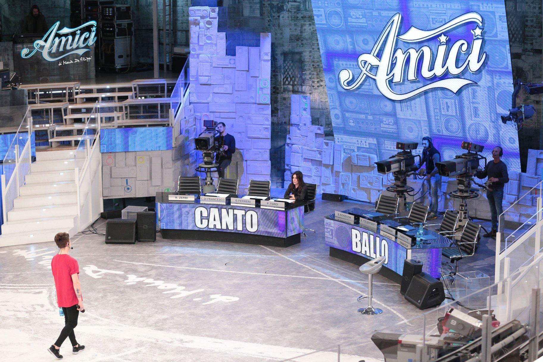 AMICI17 LIVE QUATTORDICESIMO APPUNTAMENTO