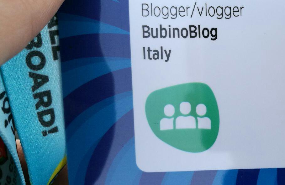 BUBINOBLOG È ALL'#EUROVISION! OGNI GIORNO IN DIRETTA DA LISBONA
