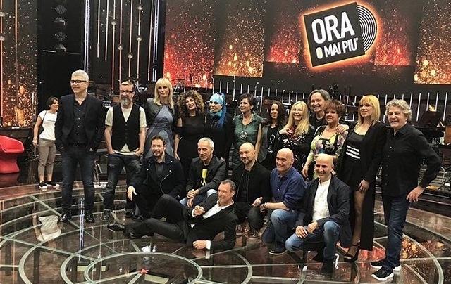 STASERA IN TV & TOTOSHARE 8 GIUGNO 2018