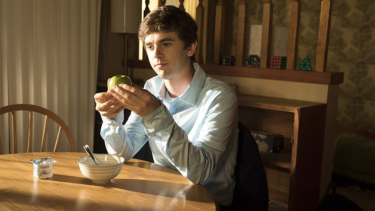 THE GOOD DOCTOR TERZA PUNTATA