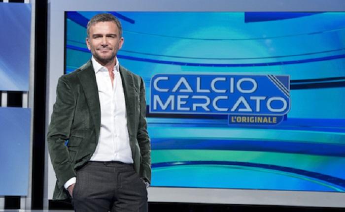 A SKY CALCIO SHOW ALESSANDRO BONAN