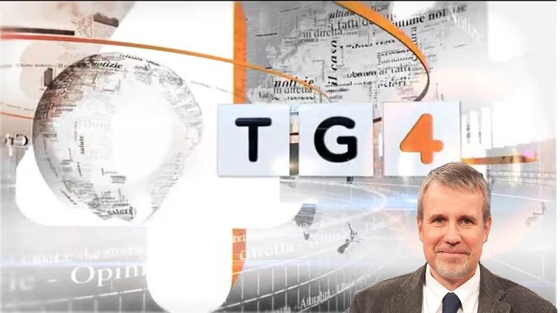 TG4, L'EDIZIONE DIURNA PASSA ALLE 12.00: GERARDO GRECO SFIDERÀ IL TG3 DI LUCA MAZZÀ