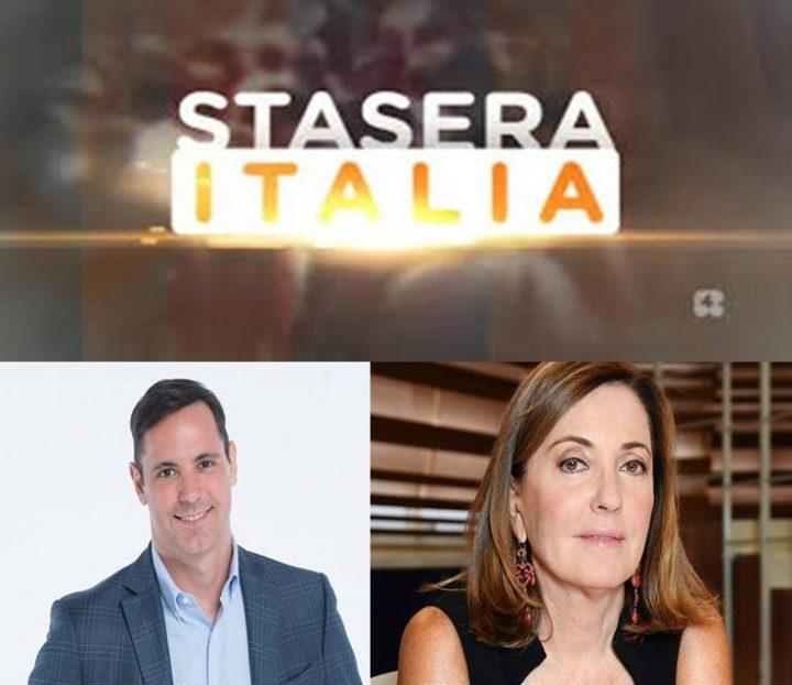 """STASERA ITALIA, GERARDO GRECO """"PROMUOVE"""" FRANCESCO VECCHI… ASPETTANDO BARBARA PALOMBELLI"""