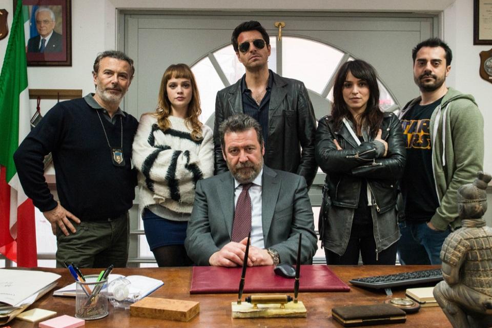 SPECIALE FICTIONERÒ L'ISPETTORE COLIANDRO 7 PRIMA PUNTATA