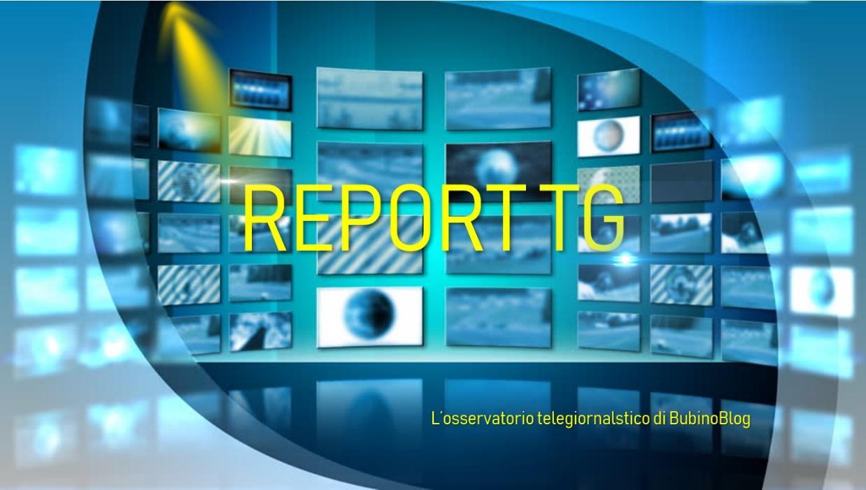REPORT #TELEGIORNALI RAI, MEDIASET, LA7 DICEMBRE 2018, GLI ASCOLTI STORICI DI MATTARELLA, CHI SONO I VOLTI PIU' VISTI DEL TG1 E TG5?